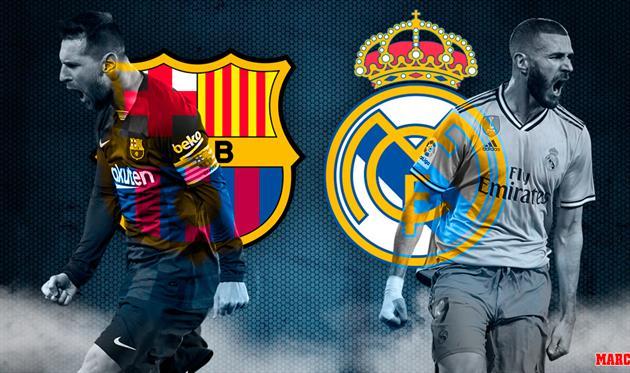 Барселона - Реал, marca