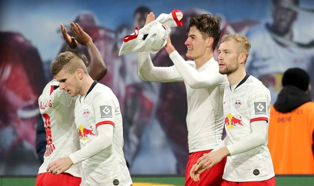 Футболисты Лейпцига, Getty Images