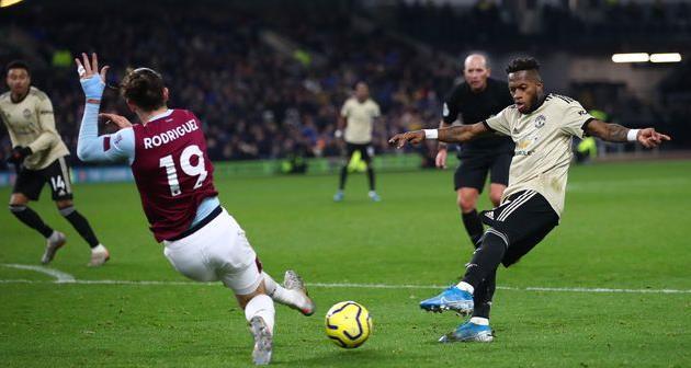 Бернли — Манчестер Юнайтед, Getty Images