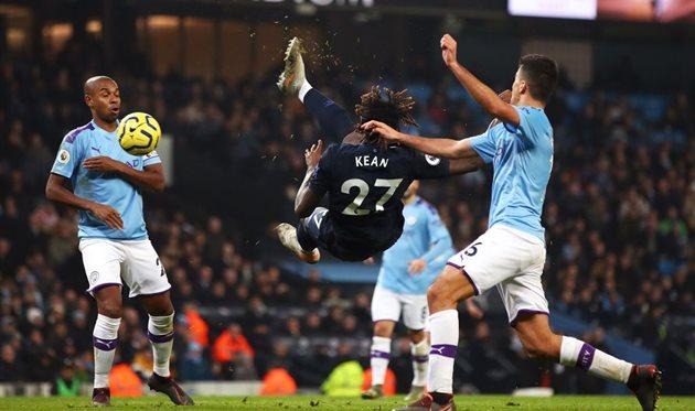 Манчестер сити эвертон 27 января 2016 обзор