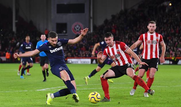 Шеффилд Юнайтед – Вест Хэм, Getty Images