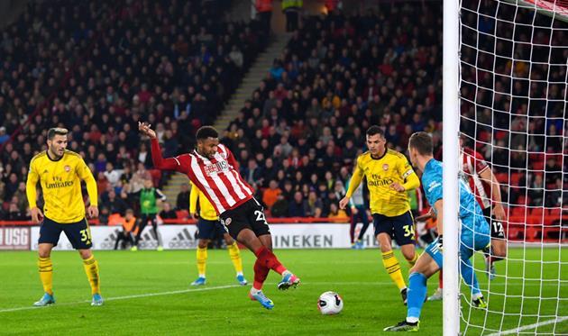 Арсенал – Шеффилд Юнайтед, Getty Images