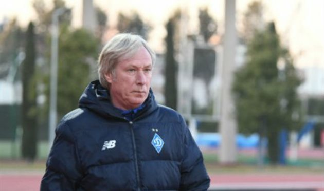 Алексей Михайличенко, ФК Динамо