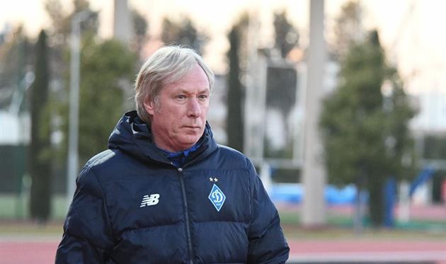 Алексей Михайличенко, фото: ФК Динамо