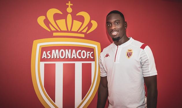 Жан-Кевин Огюстен,AS Monaco