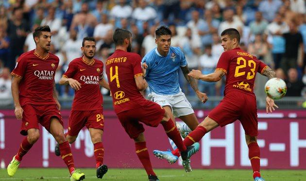 Рома - Лацио, Getty Images