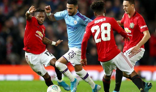 Манчестер юнайтед тоттенхэм кубок лиги