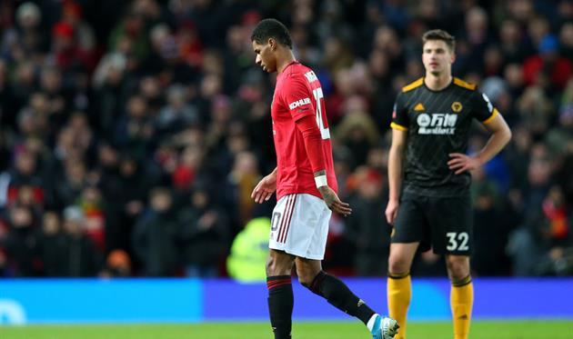 Манчестер Юнайтед – Вулверхэмптон, Getty Images