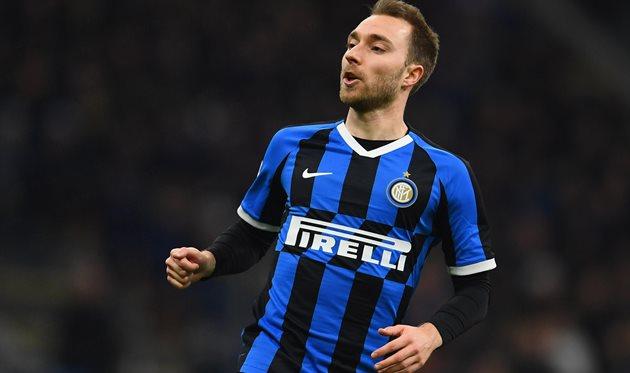 Кристиан Эриксен, twitter.com/Inter