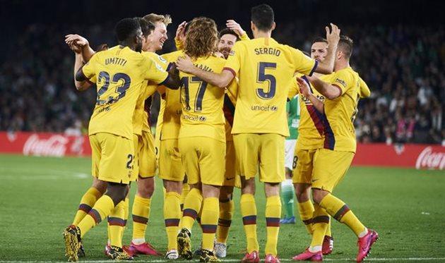Бетис — Барселона, Getty Images