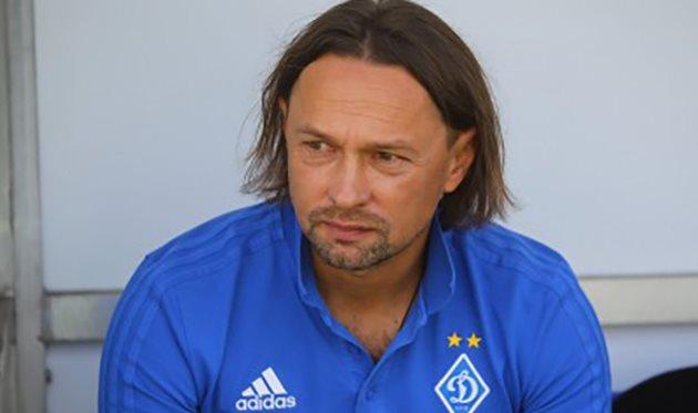 Игорь Костюк, фото Динамо