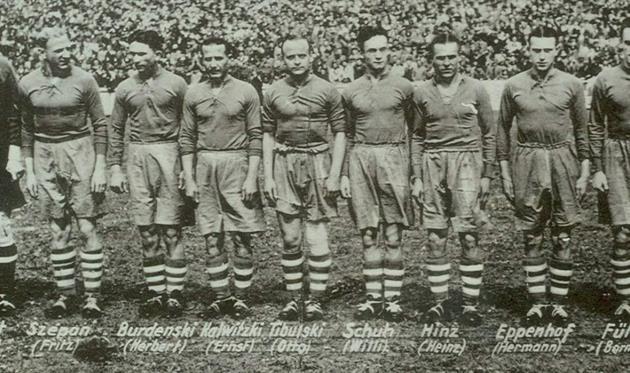 Шальке 04, 1940-й, photo: FC Schalke 04