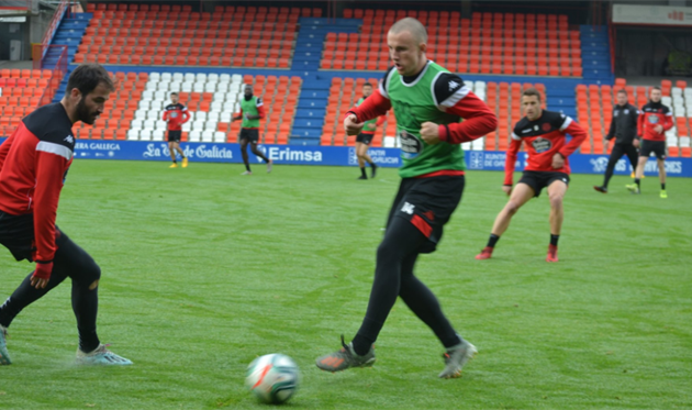 Василий Кравец, Club Deportivo Lugo