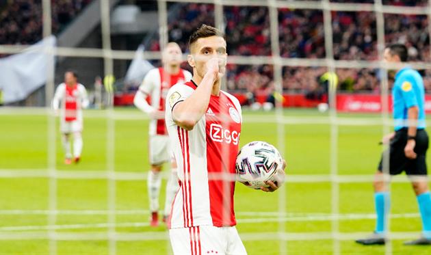 Душан Тадич, AFC Ajax