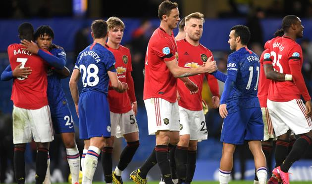 Челси - Манчестер Юнайтед, Getty Images