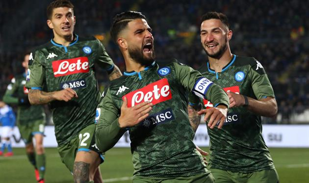 Футболисты Наполи, Getty Images