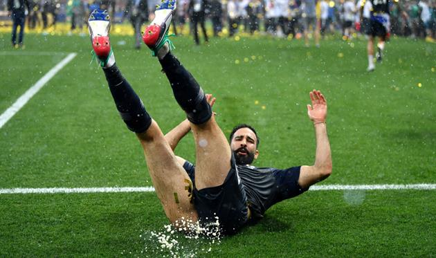 Адиль Рами, Getty Images