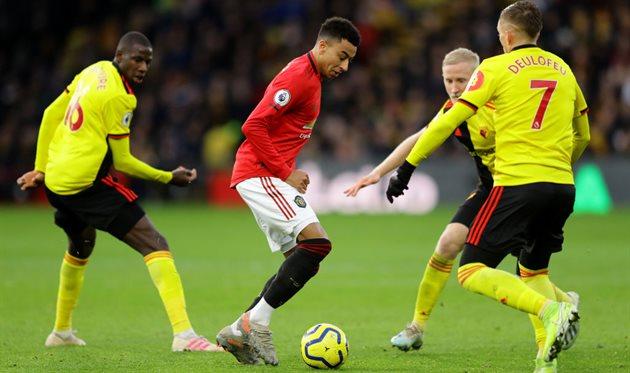 Манчестер Юнайтед – Уотфорд, Getty Images