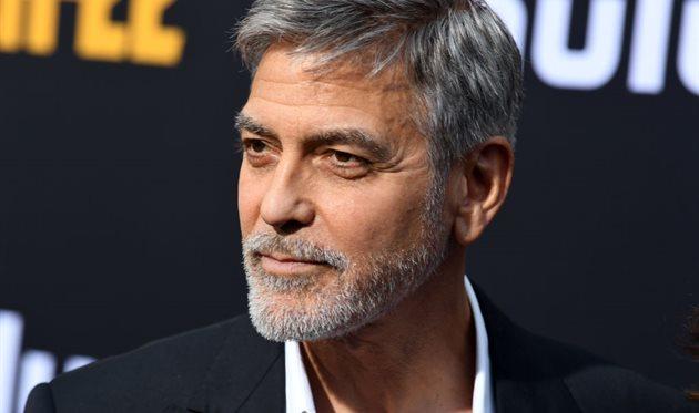 Джордж Клуни, Getty Images
