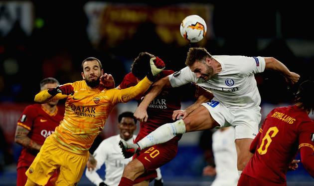Рома - Гент, Getty Images