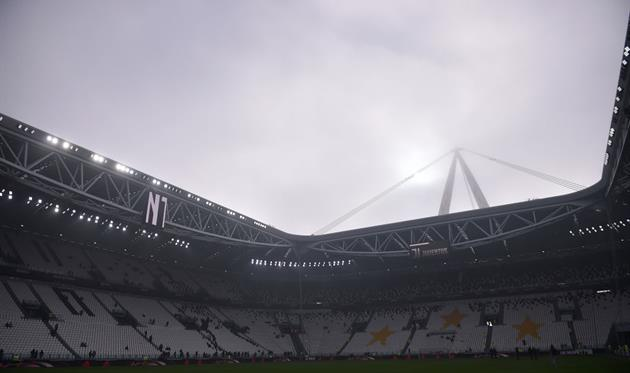 стадион Ювентуса, getty images
