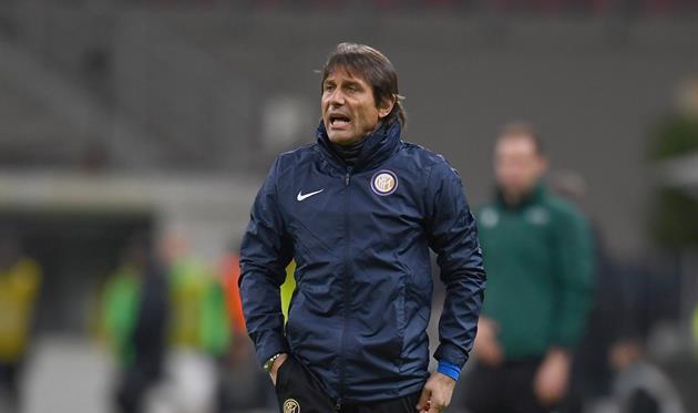 Антонио Конте, FC Inter