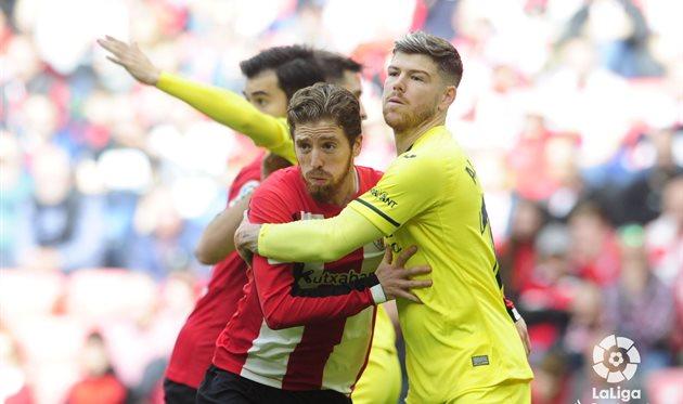 Атлетик - Вильярреал, twitter.com/VillarrealCF
