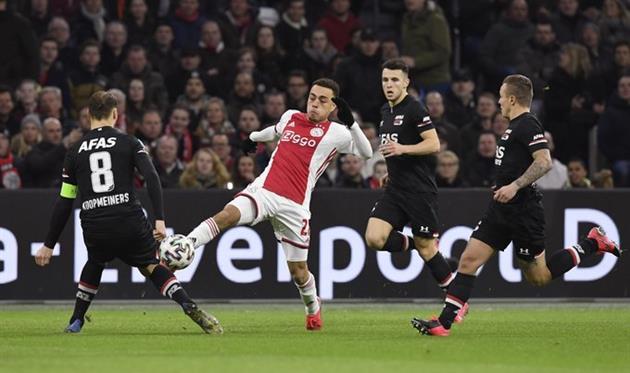 Аякс - АЗ Алкмаар, photo: AFC Ajax