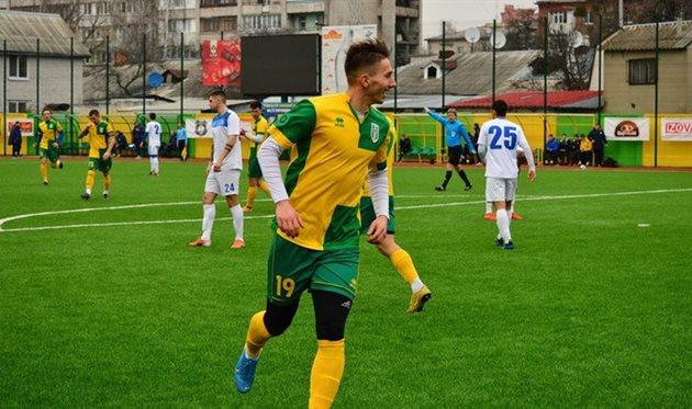 Александр Музычук, Полесье