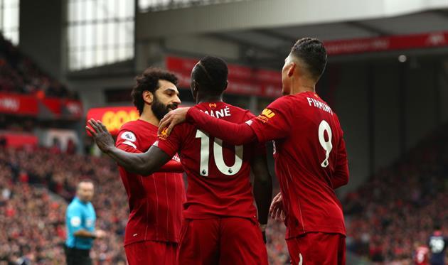ФК Ливерпуль, Getty Images