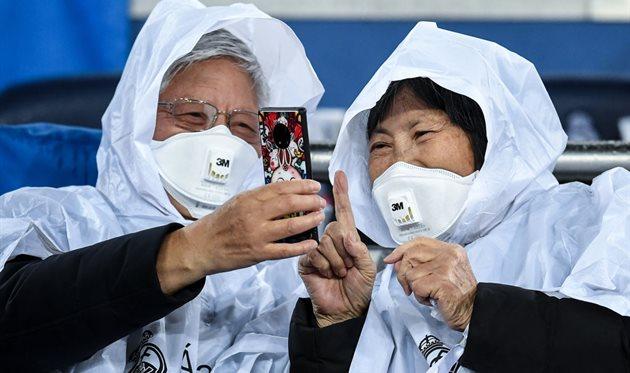 Болельщики Реала, фото getty images