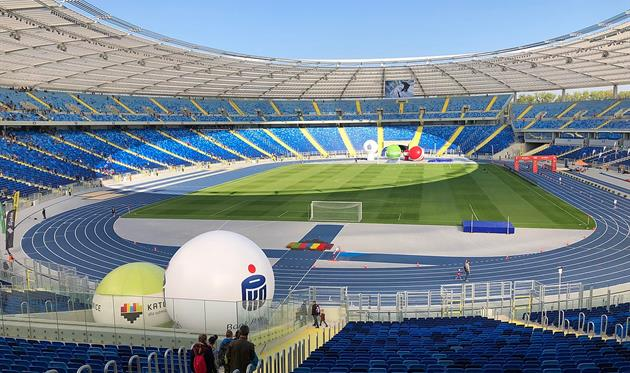 Матч Польша — Украина пройдет без зрителей — football.ua
