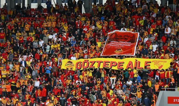 Болельщики Гезтепе, photo Daily Sabah