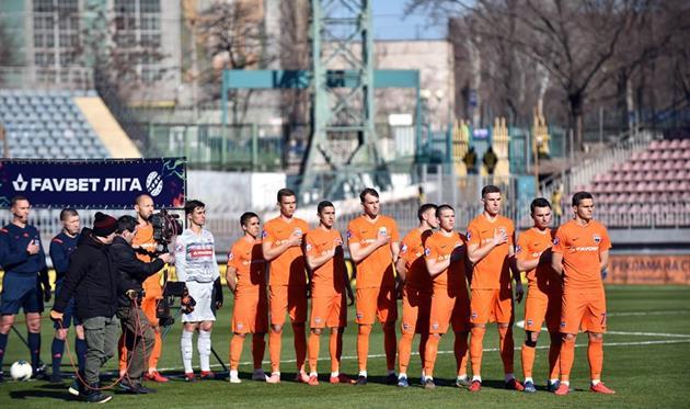 Фото ФК Мариуполь