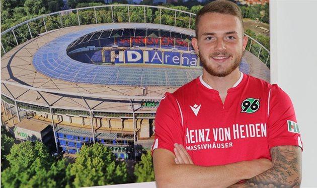 Яннес Хорн, Photo Hannover 96