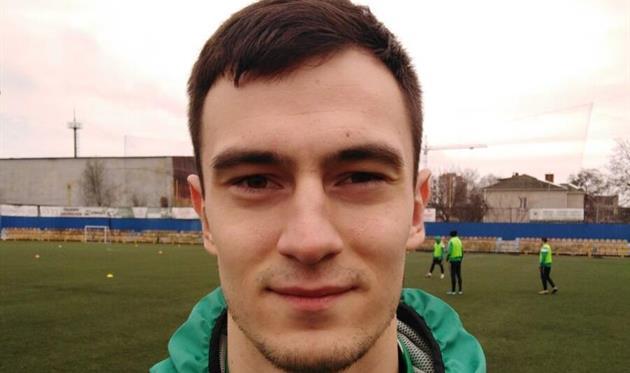 Олег Остапенко, ФК Нива Винница