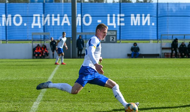 Никита Бурда, ФК Динамо Киев