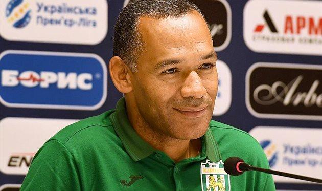 Жозе Мораиш, фото ФК Карпаты