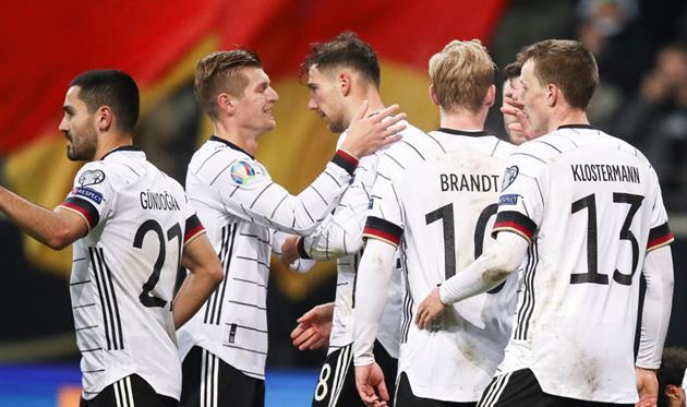 Футболисты сборной Германии, Getty Images