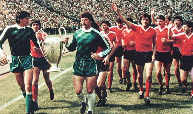 ФК Стяуа, 1986-й, photo FCSB
