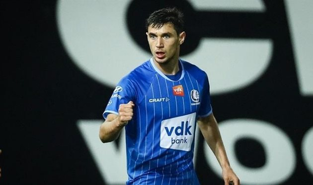 Роман Яремчук, photo KAA Gent