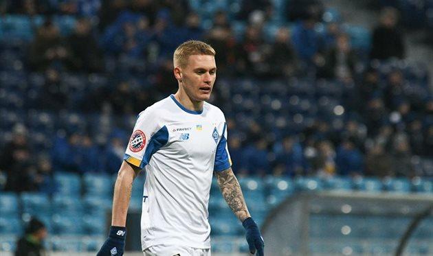 Виталий Буяльский, ФК Динамо Киев