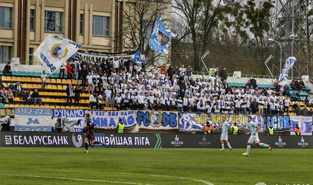 Фото ФК Динамо-Брест
