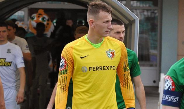 Дмитрий Резник, фото Ворскла