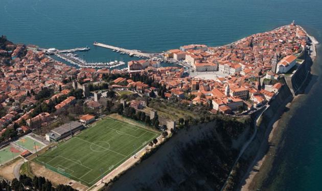 Стадион в Словении, sport.de