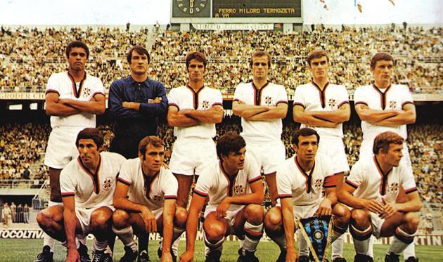 Когда Сардиния стала Италией: история чемпионства Кальяри в сезоне-1969/70