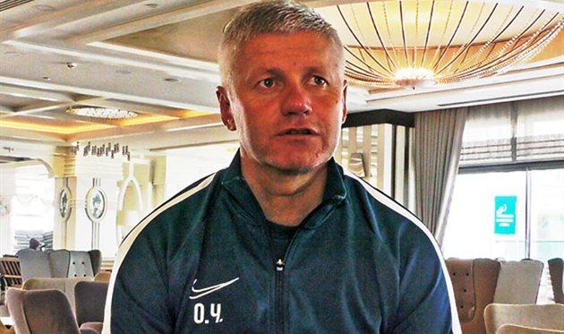 Александр Чижевский, фото ФК Агробизнес