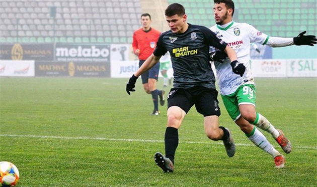 Евгений Цымбалюк, фото ФК Олимпик