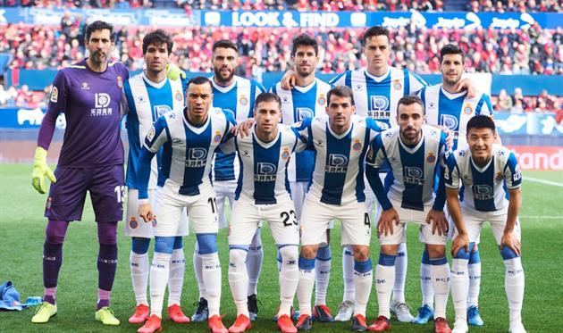 Футболисты Эспаньола, Getty Images