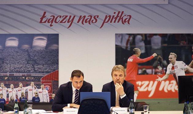 Фото Польского футбольного союза